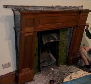 Fireplace Project – This Old Hoose