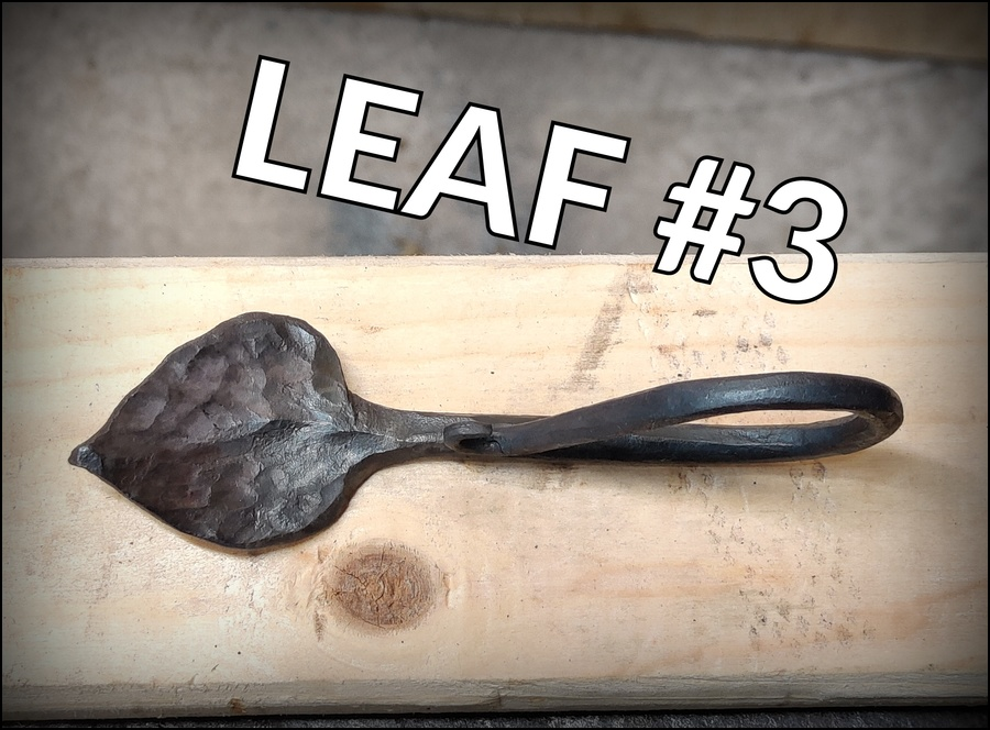 3rd forged leaf