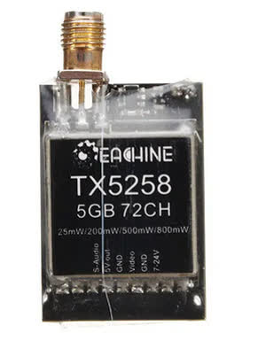 Eachine TX5258 5.8G 72CH